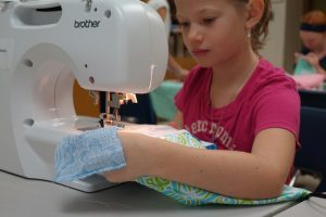 3ee606937803 Project Runway – Sewing Summer Camp - Youth Enrichment League