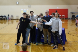 Grades 6-12 Team Champion | St. Peter
