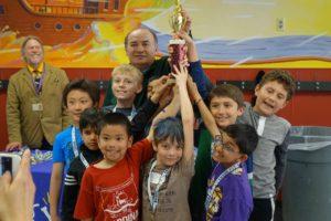 2019 Team Champions | Meadow Ridge with Coach Igor Rybakov