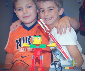 Junior Robotics Buddies