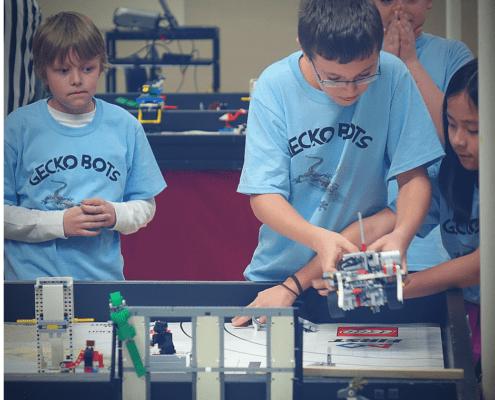 Gecko Bots FLL Team