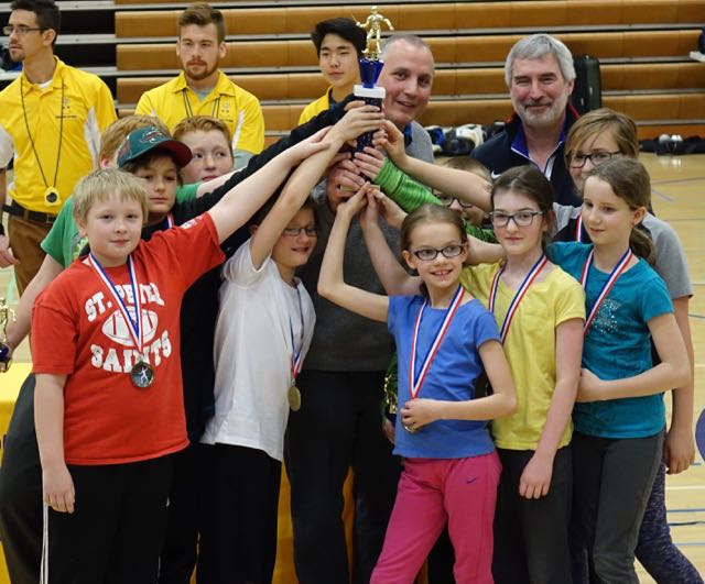St. Peter Fencing Team