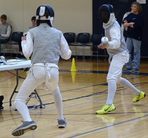 Fencing Tournament