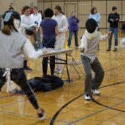 Fencing Dual