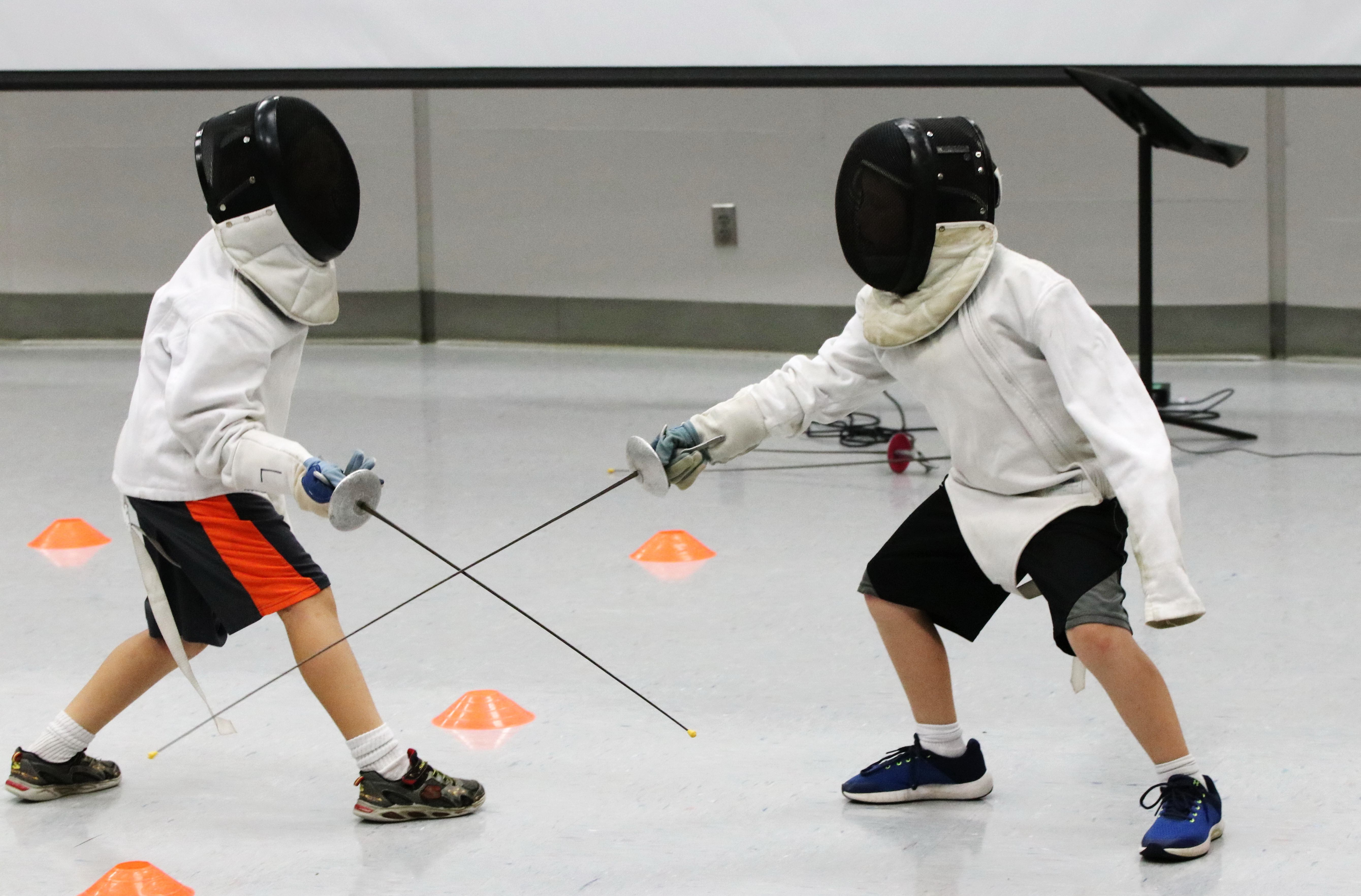 How to get started in fencing. What parents should be looking for in a fencing club or program.