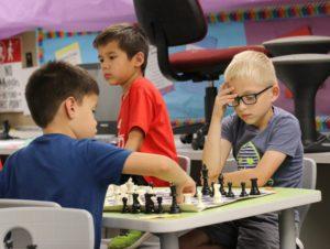 after school chess class
