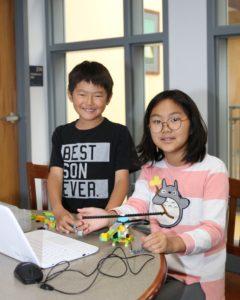 YEL robotics and coding classes.